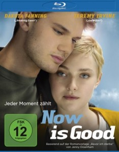 "Das Blu-ray-Cover von ""Now is good"" (Quelle: Universum Film)"