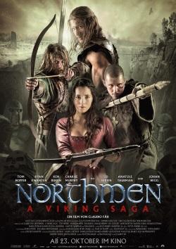 """Das Plakat von """"Northmen – A Viking Saga"""" (Quelle: Ascot Elite)"""