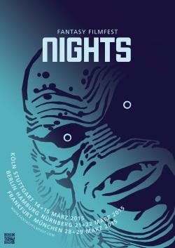 Das Plakat der Fantasy Filmfest Nights 2015 (Quelle: Fantasy Filmfest)
