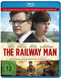 "Das Blu-ray-Cover von ""The Railway Man"" (© Koch Media)"