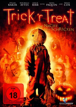"Das DVD-Cover von ""Trick 'r Treat"" (© Warner Bros)"