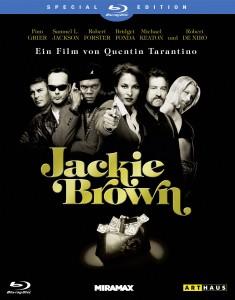 """Die Version in der Box ist inhaltsgleich mit der Special Edition der """"Jackie Brown""""-Blu-ray (Bildquelle: StudioCanal)"""