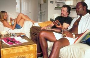Ordell prahlt bei Louis und Melanie mit seinen großen Geschäften. (Bildquelle: StudioCanal)