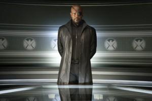 Samuel L. Jackson in seiner Rolle als Friedensbote von S.H.I.E.L.D. Bildquelle: Paramount Pictures