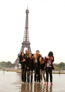 LOL Klassenreise Paris