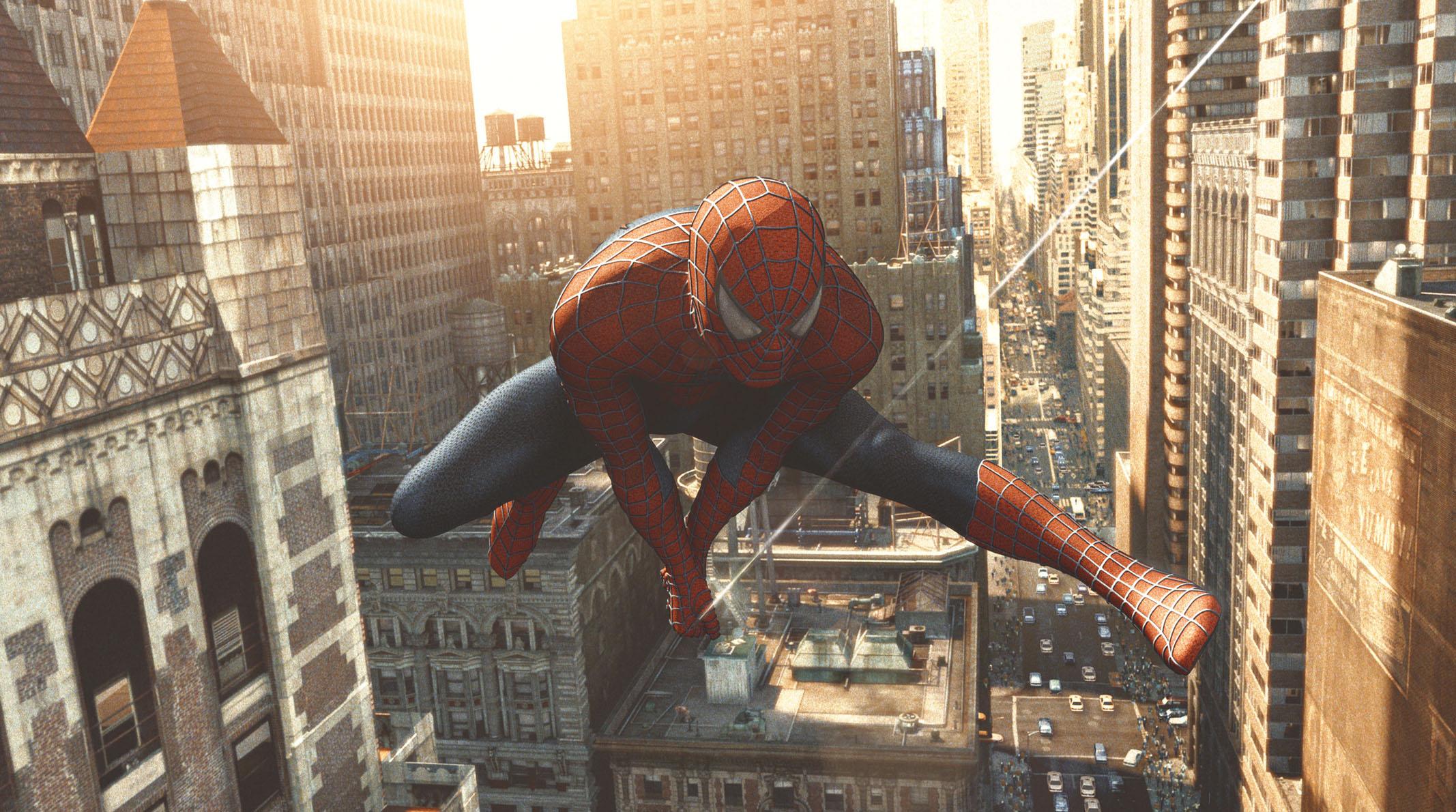 Spider-Man 2 mit Tobey Maguire