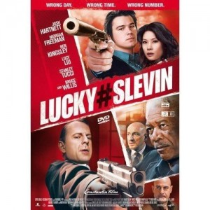 Lucky Number Slevin Film Cover