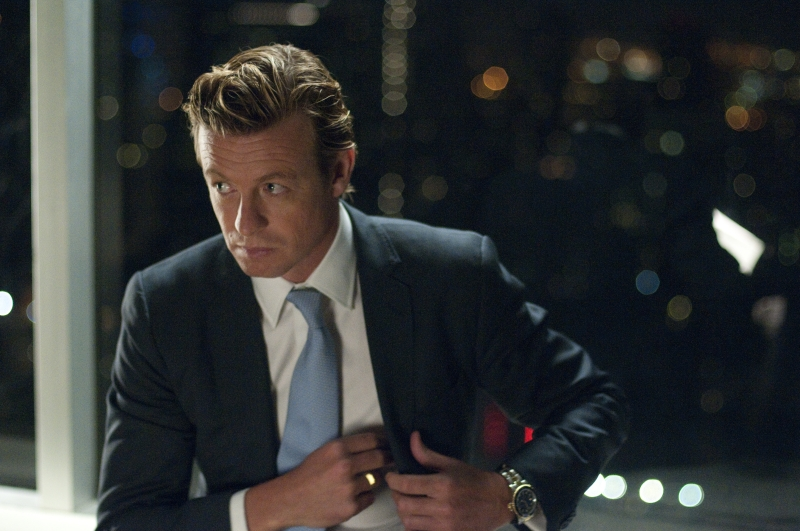 "Simon Baker als Jared Cohen in ""Margin Call"" (Bildquelle: Koch Media)"