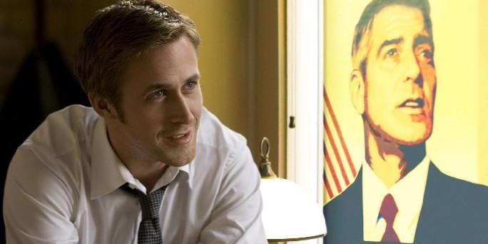 """Ryan Gosling in """"Ides of March"""" (Quelle: Tobis Film)"""