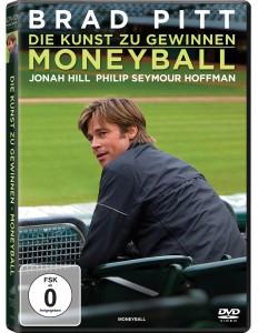 """Der Packshot von """"Moneyball"""" (Bildquelle: Sony Pictures)"""