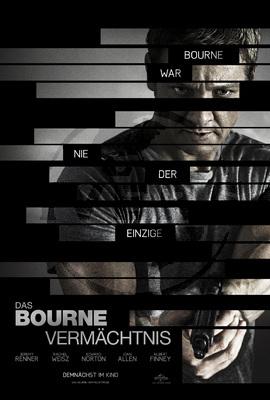 Das Bourne Vermächtnis mit Jeremy Renner