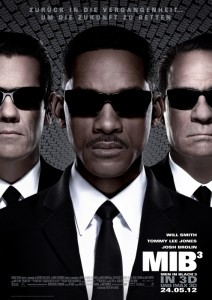 Men in Black 3 mit Josh Brolin, Will Smith und Tommy Lee Jones