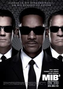 Men in Black 3 mit Josh Brolin, Will Smith und Tommy Lee Jones