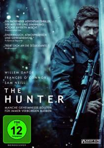 """Das DVD-Cover von """"The Hunter"""" (Bildquelle: Ascot Elite)"""