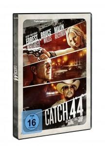 """Das Cover der DVD von """"Catch.44"""" (Quelle: Universum Film)"""