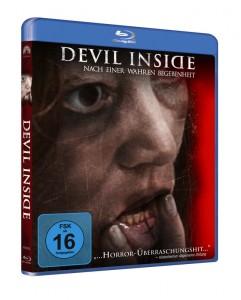 """Der Packshot von """"Devil Inside"""" (Quelle: Paramount Pictures)"""