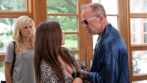 Bruce Willis als rabiater Gangster Mel (Quelle Universum Film)