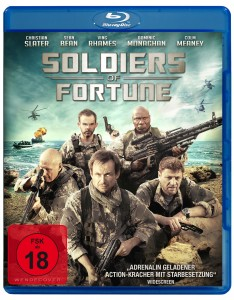 "Das Blu-Ray-Cover von ""Soldiers of Fortune"" (Quelle: Pandastorm Pictures)"