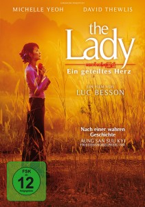 "Das DVD-Cover von ""The Lady"" (Quelle Universum Film)"