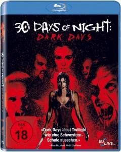 """Der Packshot von """"30 Days of Night: Dark Days"""" (Quelle: Sony Pictures Home Entertainment)"""