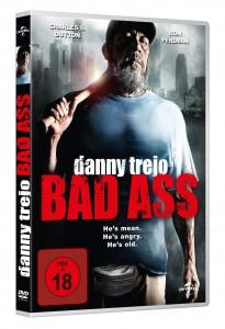 """""""BAD ASS"""" Packshot von der DVD (Quelle: Universal Pictures)"""