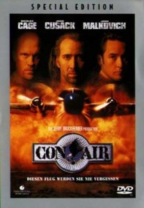 """""""Con Air"""" hat mittlerweile Kultstatus (Quelle: Hitmeister)"""