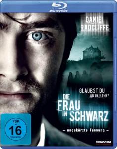 """Der """"Frau in Schwarz""""-Packshot (Quelle: Concorde Home Entertainment)"""