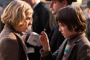 Hugo und Isabelle stoßen auf ein Geheimnis(Quelle: Paramount Home Entertainment)
