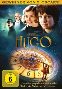 "Das DVD-Cover von ""Hugo Cabret"" (Quelle: Paramount Home Entertainment)"