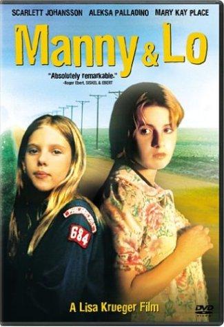 """Die blutjunge Scarlett Johansson in """"Manny&Lo"""" (Quelle: Hitmeister)"""
