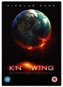 Mit Murksfilmen wie Know1ng versaute sich Cage den Ruf (Quelle: Hitmeister)