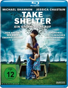 "Das Blu-Ray-Cover von ""Take Shelter"" (Quelle: Ascot Elite)"