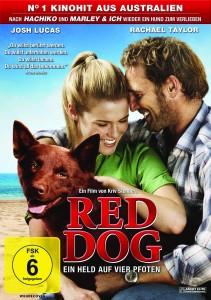 Cover Red Dog ein Held auf vier Pfoten