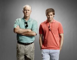 Trinity und Dexter - Zwei Monster auf einem Bild (Quelle: Paramount Home Entertainment)