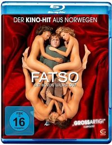 """Blu-Ray Cover von """"Fatso"""" (Quelle: Sunfilm)"""