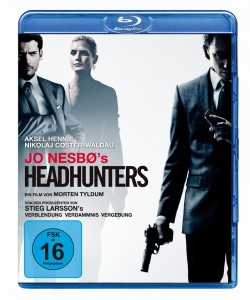 "Das Blu-Ray-Cover von ""Headhunters"" (Quelle: NFP marketing & distribution )"