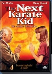 "Hilary Swank in ""The Next Karate Kid"" (Quelle: Hitmeister)"