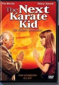 "Hilary Swank in ""The Next Karate Kid"" (Quelle: Hitmeister)"