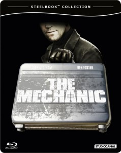 """The Mechanic"" Steelbook Cover (Quelle: StudioCanal)"