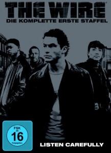 """Das Cover von """"The Wire"""" Staffel 1 (Quelle: Hitmeister)"""
