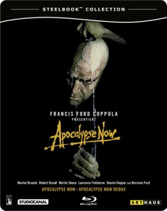 "Das Steelbook-Cover von ""Apocalypse Now"" (Quelle: StudioCanal)"
