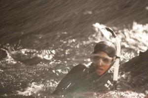 Und ab gehts zu den Haien (Quelle: Universum Film)