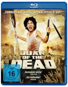 "Das ""Juan of The Dead""-Blu-Ray-Cover (Quelle: Pandastorm Pictures)"