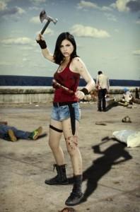Die 21-jährige Andrea Duro gefällt als Juans Tochter Camila nicht nur optisch (Quelle: Pandastorm Pictures)