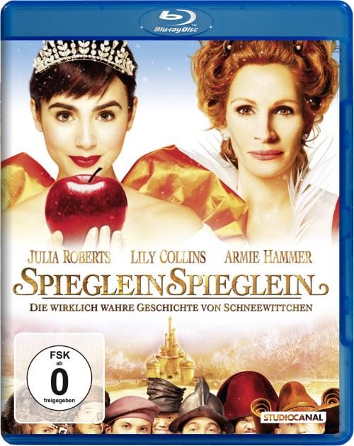 """Das Cover von """"Spieglein, Spieglein"""" (Quelle: StudioCanal)"""