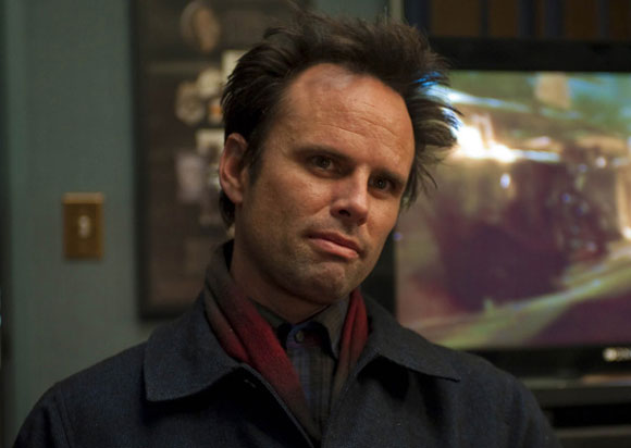 "Walton Goggins als Boyd Crowder in ""Justified"" (Quelle: Sony Pictures Home Entertainment)"
