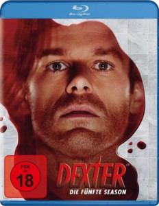 """Dexter - Season 5"" Blu-Ray Cover (Quelle: Paramount Home Entertainment)"