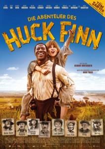 Die Abenteuer des Huck Finn Kinoplakat (Quelle: Majestic Filmverleih)
