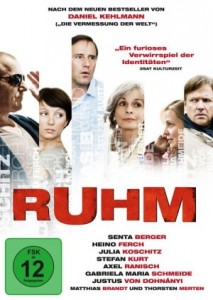 "Das DVD-Cover von ""Ruhm"" (nfp marketing &distribution)"