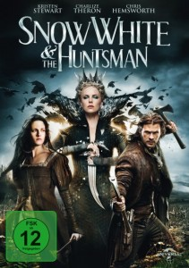 """""""Snow White and the Huntsman"""" DVD-Cover (Quelle: Universal Pictures)"""